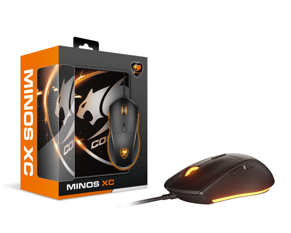 Cougar Minos XC Option Mouse 4000DPI